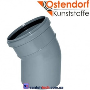 Отвод OSTENDORF 110x30