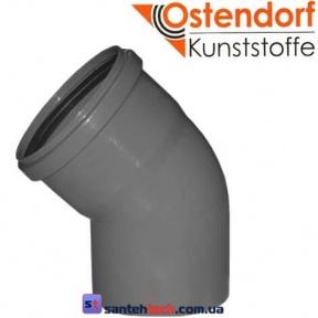 Отвод OSTENDORF 75x45
