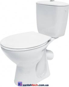 Компакт Cersanit President  P030 c сиденьем из полипропилена
