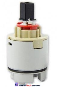 Картридж керамический для смесителя Emmevi 35 мм на ножке C01117
