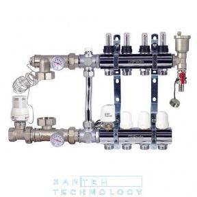 Комплект для подключения системы теплый пол Fado SEN02