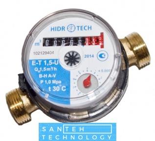 Счетчик холодной воды Hidrotech (Гидротек)