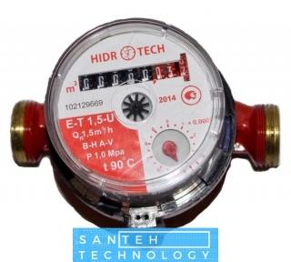 Счетчик горячей воды Hidrotech (Гидротек)