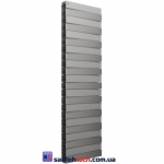 Радиатор биметаллический Royal Thermo PIANOFORTE TOWER Silver Satin 22